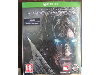 XBOX ONE: SHADOW OF MORDOR STEELBOOK - Middle-Earth XBOXONE