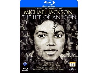 Jackson Michael: The life of an icon (Blu-ray)