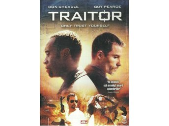 TRAITOR - DON CHEADLE ( SVENSKT TEXT)
