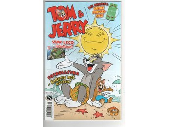 Tom & Jerry nr 6 - 2008