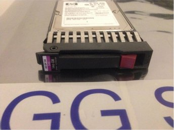 HP 146GB 15K SAS SFF DP 512744-001