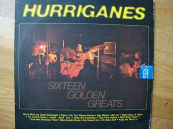 "HURRIGANES ""SIXTEEN GOLDEN GREATS"""