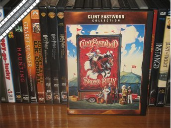 BRONCO BILLY (Snap Case) - Clint Eastwood *UTGÅNGEN DVD* - Svensk text - åmål - BRONCO BILLY (Snap Case) - Clint Eastwood *UTGÅNGEN DVD* - Svensk text - åmål