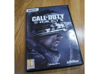 Call Of Duty - GHOST – PC GAME - 4DVD