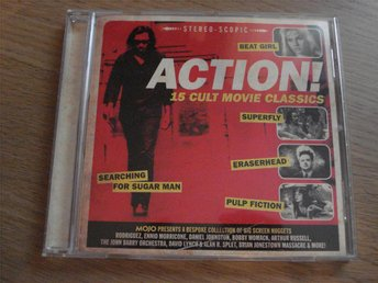 "Mojo "" Presents Action 15 Cult Movie Classics """