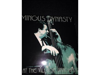 MINGUS DYNASTY LIVE AT THE VILLAGE VANGUARD RARE!