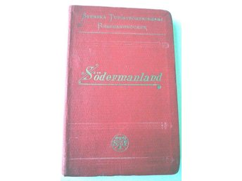 STF reseh. 1924 Södermanland