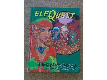 "ELFQUEST, Alverfolket, Comic series, Wendy & Richard Pini, ""A Cry from Beyond"""