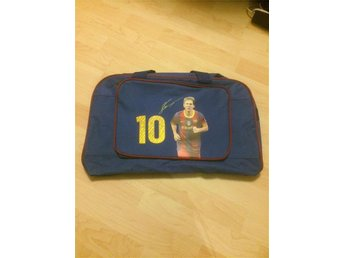Träningsväska fotboll Barcelona nr 10 Lionel Messi NY! - Borås - Träningsväska fotboll Barcelona nr 10 Lionel Messi NY! - Borås