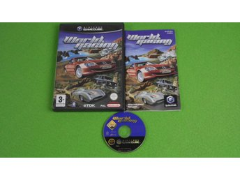 World Racing KOMPLETT Gamecube Nintendo Game Cube