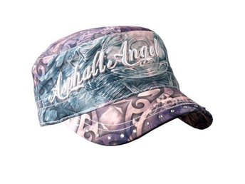 Ladies Asphalt Angel Cadet Cap.