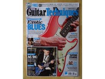 Guitar Techniques August 2017 med CD-skiva - Järbo - Säljer ett ex av Guitar Techniques AUGUST 2017 med CD-skivan fortfarande fastsatt på omslaget. Tidningen är oläst/obläddrad. A-Post: 54:- ( tyvärr väger den över 250 gr vilket ger den i mina ögon hutlösa portokostnaden men tyvärr inget - Järbo
