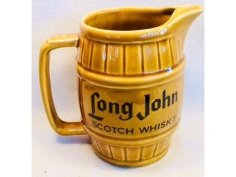 Long John scotch whisky bringare Wade Rider England