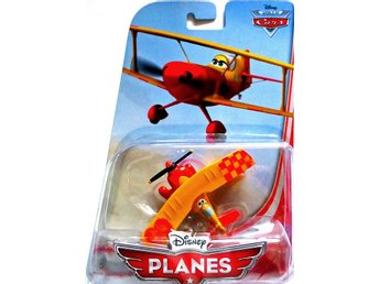 Sun Wing - Disney Planes Original Metal