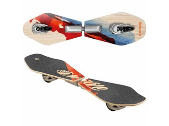 Street Surfing Waveboard Wave Rider Abstract 86 cm 03-12-002-2
