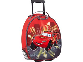 Samsonite Disney Cars Rullväska 45 cm