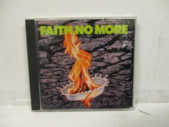 Faith No More - The Real Thing - FINT SKICK!