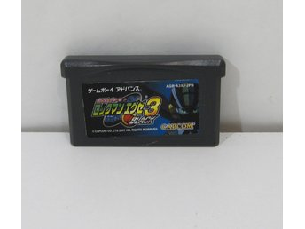 Rockman Exe 3 ( Megaman Battle Network ) till GBA gameboy advance