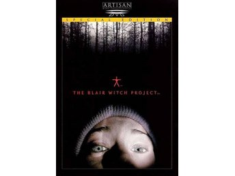 The Blair Witch Project 99 Daniel Myrick, Ed Sanchez med H Donahue KANON DVD OOP