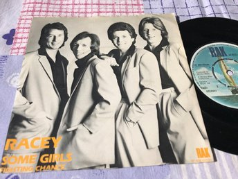 "RACEY - SOME GIRLS 7"" 1979"