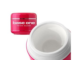 Silcare - Base One - Builder - Thick Clear - 30 gram