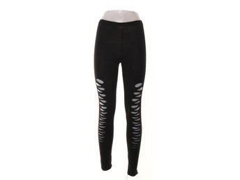 Vs. Miss, Leggings, Strl: L, Svart