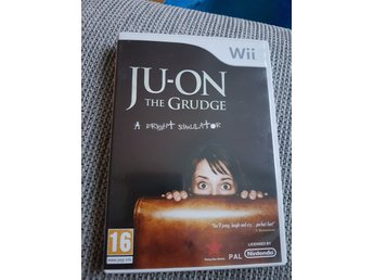 Ju-On The Grudge WII Nyskick