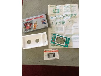 Nintendo Game & watch Donkey kong jr