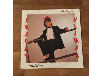 "TRACEY ULLMAN - MY GUY´S MAD AT ME. (MVG 7"")"