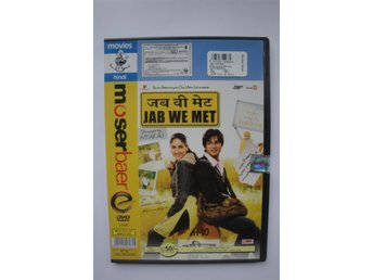 Jab we met film Bollywood DVD