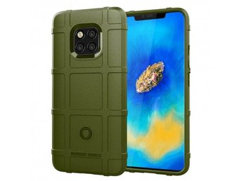 Rugged Shield skal Huawei Mate 20 Pro (LYA-L29) Färg: Grön