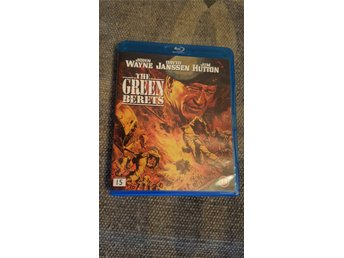 The Green berets Blu-ray John Wayne