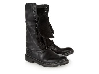 Burberry Shearling Mid Boot - Stol 40