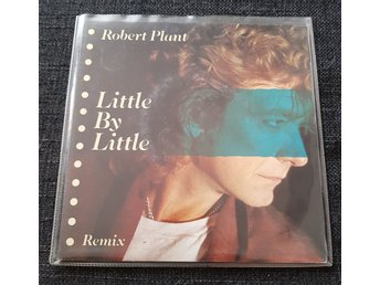 Robert Plant - Little by Little 7""