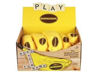 Peliko Bananagrams