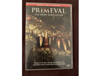 DVD - Primeval, The Hunt For A Killer