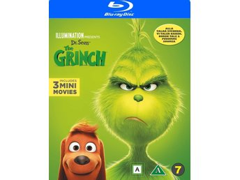 The Grinch. Blu-Ray. NY