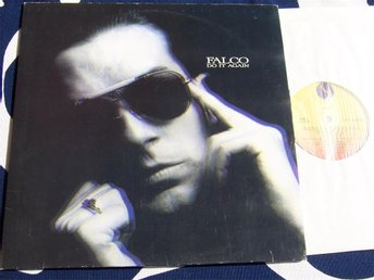 "FALCO - DO IT AGAIN 12"" 1988 REMIX 8:27 USA"