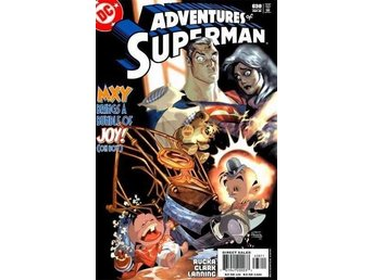 Adventures of Superman #638 2005 VF/NM