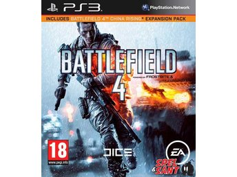 Battlefield 4 Limited Edition (inkl. China Rising) - Norrtälje - Battlefield 4 Limited Edition (inkl. China Rising) - Norrtälje