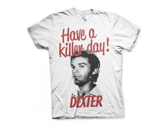 Dexter T-shirt Have A Killer Day XL