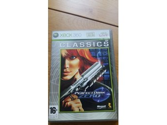Perfect Dark Zero Xbox360 Spel