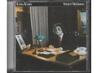 RANDY NEWMAN - BORN AGAIN CD NYSKICK!