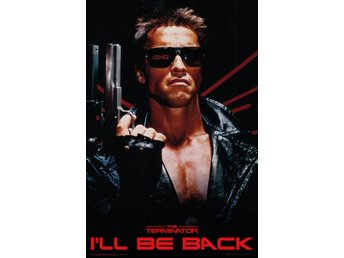 The Terminator - I'll Be Back