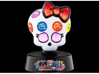 MONSTER HIGH DISCO LAMPA NY Boxad