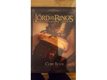 LOTR Roleplaying game Core Book