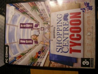 PC-spel Shopping Centre Tycoon