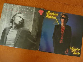 2xLP Graham Parker & Rumour- The Parkerilla DLP  och - Squeezing Out Sparks