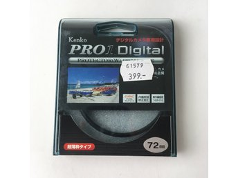 Kenko, Filter, Pro1 Digital Protector(W) 72mm