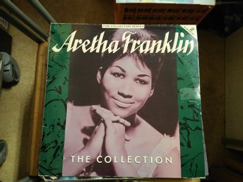 Aretha Franklin - The Collection, 2 x, LP